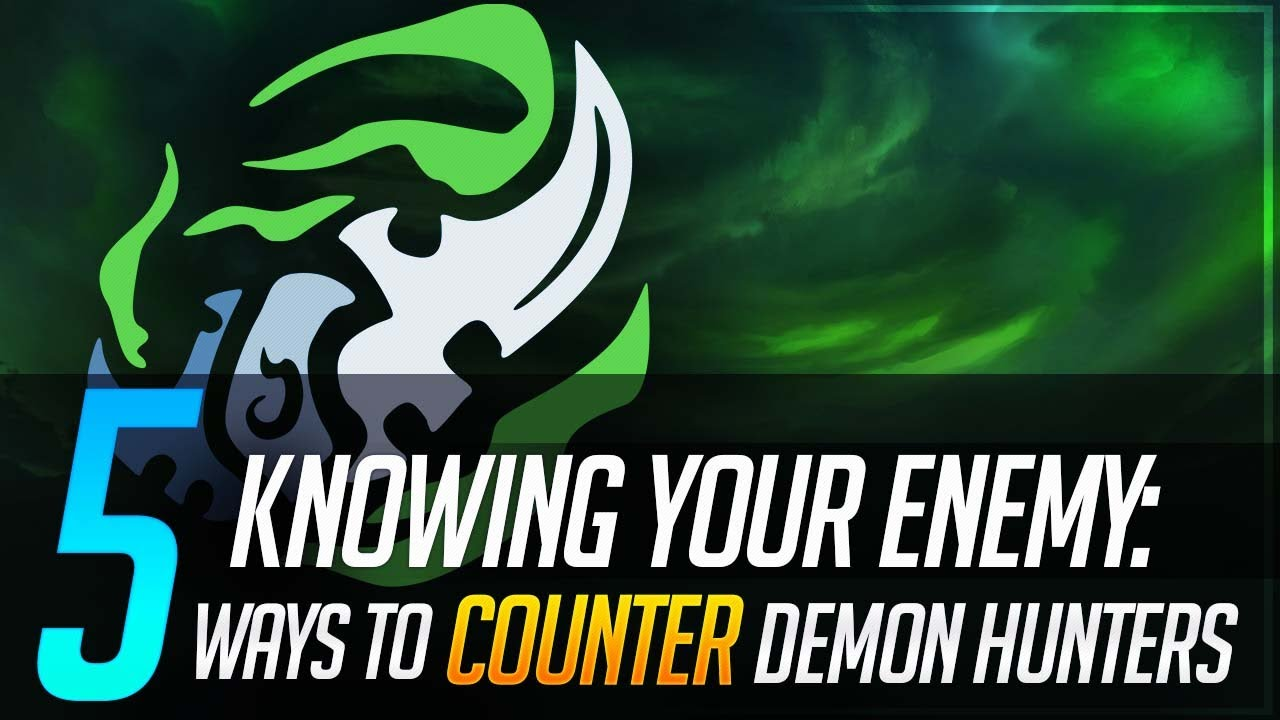 Knowing Your Enemy: 5 Ways To Counter Demon Hunters in World of Warcraft | BfA 8.3 WoW PvP Guide