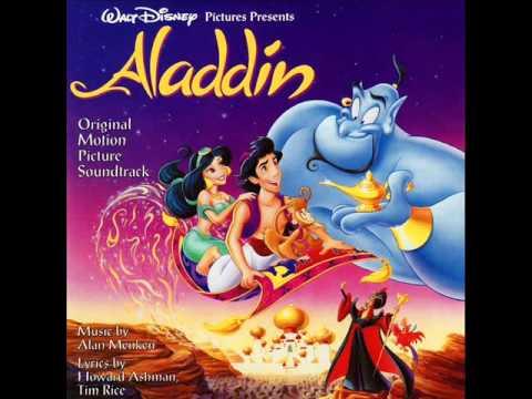 (Aladdin Soundtrack) Friend Like Me