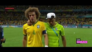 ブラジルW杯2014 ドイツ 7-1 ブラジル  準決勝 全ゴールハイライト【ワールドカップ】