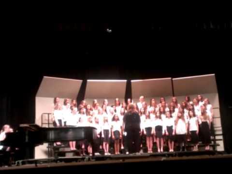 East Islip Middle School Girls' Chorus  2015