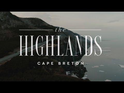 Cape Breton, Cabot Trail - DJI Phantom 4 UHD Aerial Drone Footage
