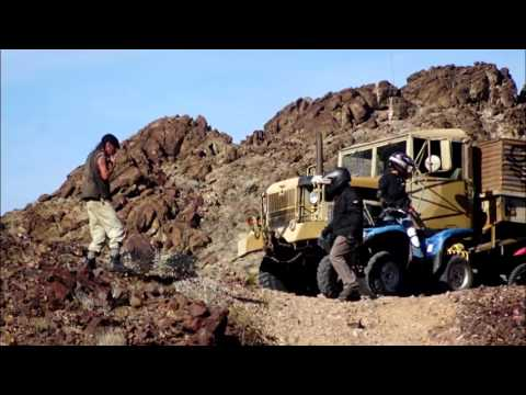 2016 sights and sounds from Quartzsite Arizona