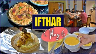 Ifthar at home with my parents | Chicken Kabsa, Shawarma, Soup | Vlog 6