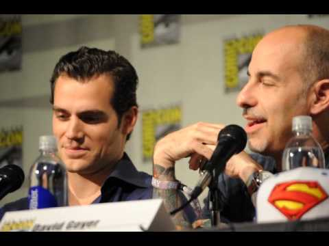 David S. Goyer Talks Superman/Batman Film Announcement At Comic-Con