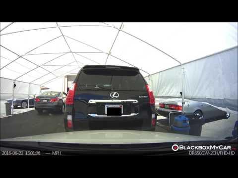 Lexus Dealership Staff Steals Money Caught On Dashcam - BlackboxMyCar