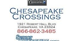 Chesapeake Crossings 1921 Robert Hall Blvd Chesapeake, VA 23324 866-862-3485