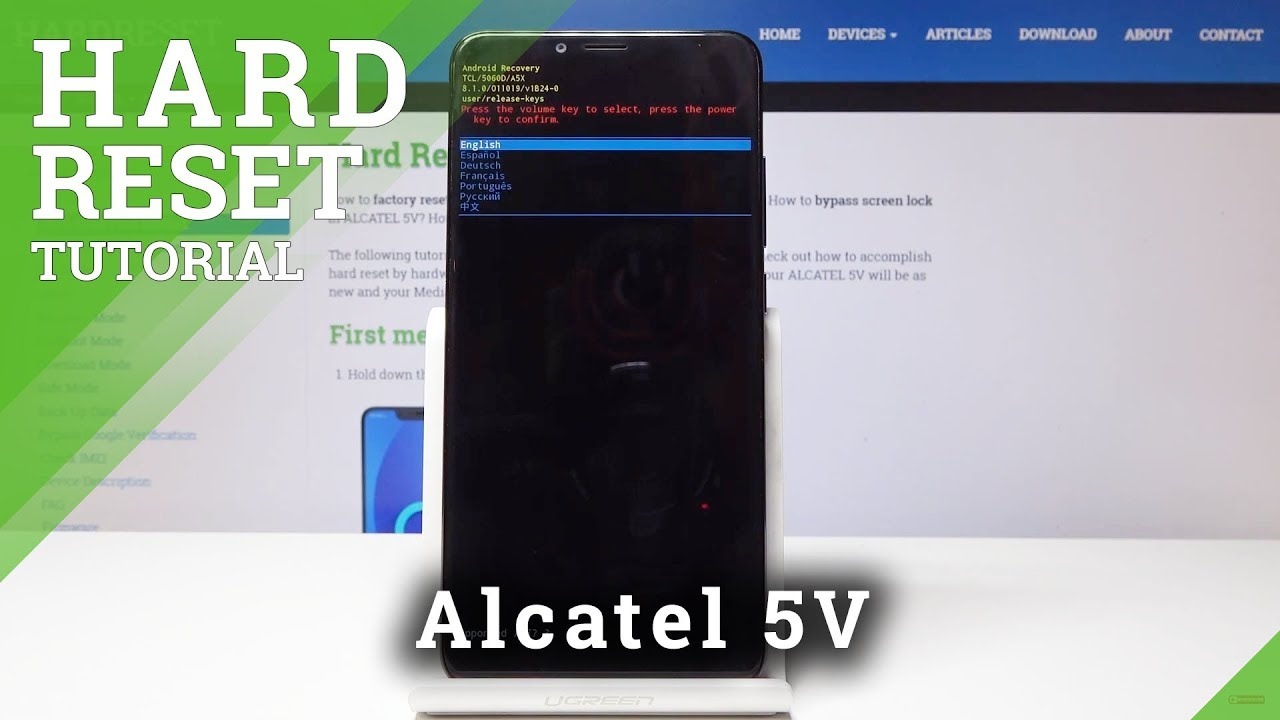 alcatel 5v Price in Europe