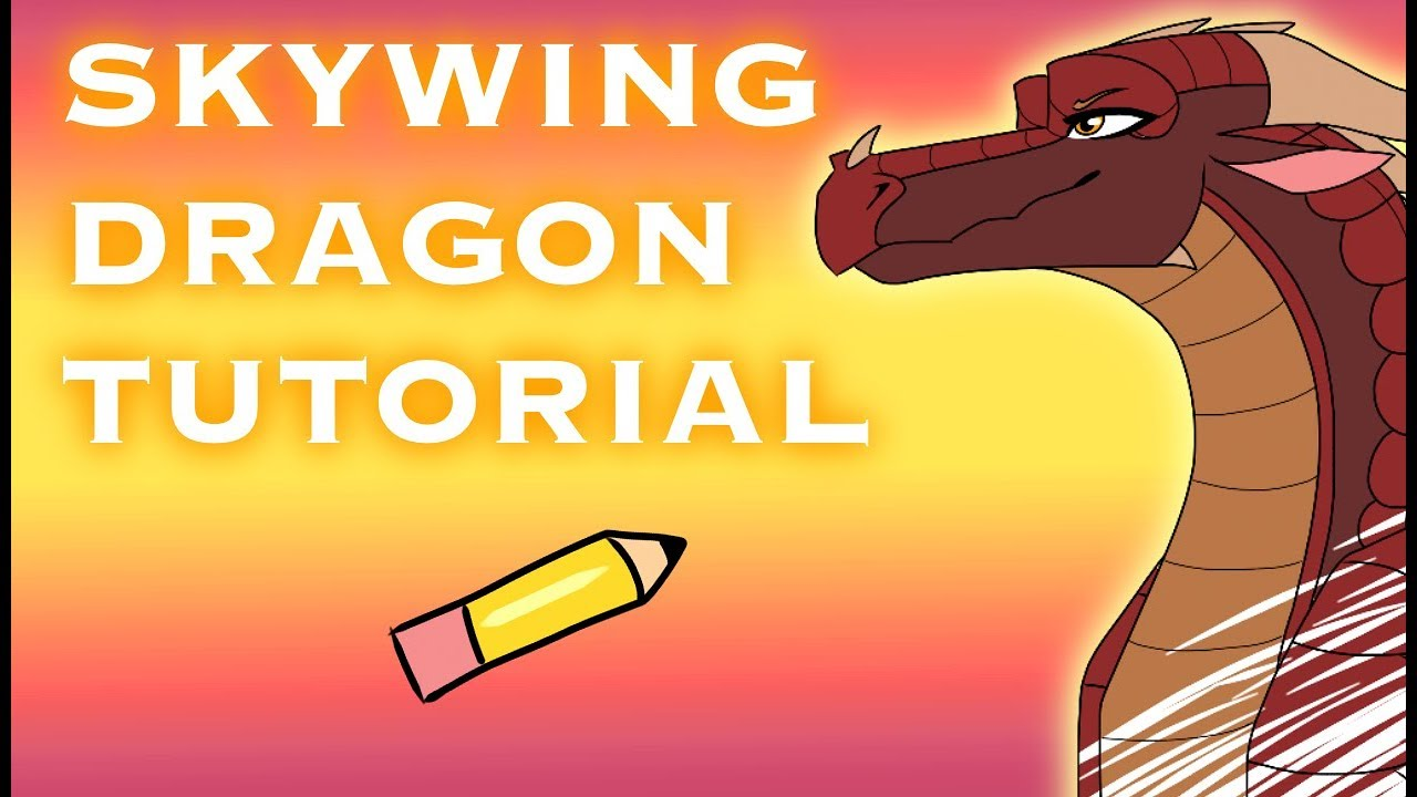 skywing drawing tutorial youtube