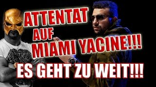 MIAMI YACINE: ANGEFAHREN & VON 6 MASKIERTEN ÜBERFALLEN!!! (18Karat & Großfamilie)