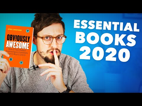 For Product / UX Designers: 5 Must-Read Books For 2020!