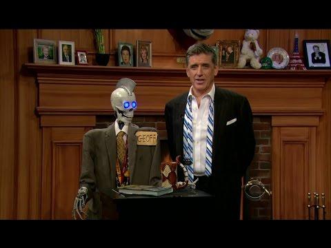 Late Late Show with Craig Ferguson 1/7/2013 Billy Gardell, Krysten Ritter