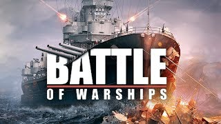 ЭПИЧНЫЕ МОРСКИЕ БОИ НА ANDROID -  Battle of Warships
