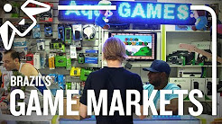 Brazil's Video Game Gray Markets