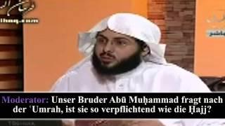 Islam Umrah (0) * Die Vorzüge der Umrah * Ist die Umrah Pflicht * Die Vorteile und Weisheit der Umra * Die kleine Pilgerfahrt im Islam