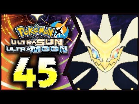 Pokemon Ultra Sun and Moon: Part 45 - Ultra Necrozma! [100% Walkthrough]