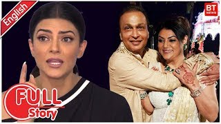 Anil Ambani And Sushmita Sen's Untold Love Story | Full Affair Story From Start Till End