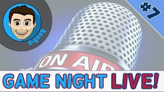 DigDugPlays Game Night Live : Ep 7 : Let's play Roblox [Live Stream] GNL