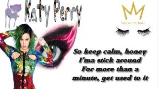 Swish Swish Katy Perry ft Nicky Minaj Karaoke