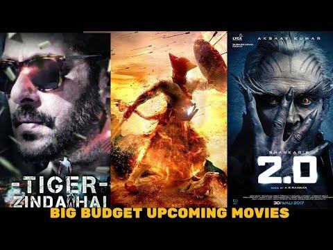 Top 5 Big Budget Upcoming Bollywood Movies...
