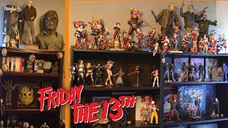 MASSIVE HORROR ROOM & COLLECTION!