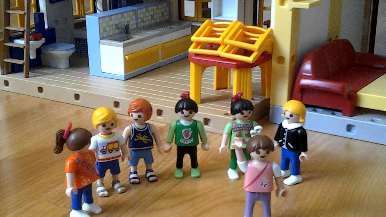 mon premier appartement playmobil pisode 6 s2 youtube. Black Bedroom Furniture Sets. Home Design Ideas