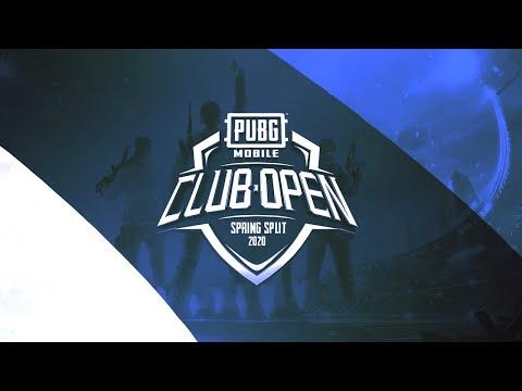 GQ | Club Open | CIS Qualifications |  PUBG Mobile