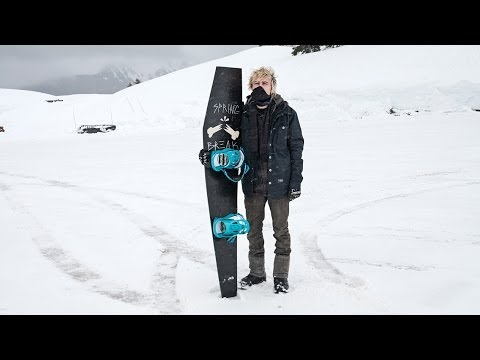 Snow Craft Pioneers: Corey Smith and Spring Break Snowboards- Ep.2- TransWorld SNOWboarding