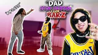I Told my DAD I DROPPED OUT OF SCHOOL to be A RAPPER!!! *MUST WATCH PRANK*