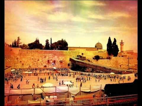 אם אשכחך ירושלים - אודי דוידי