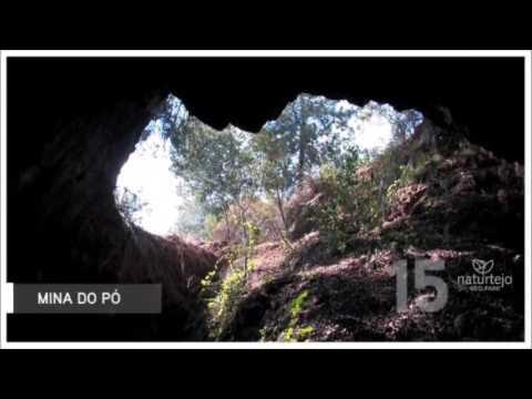Geomonumentos do Geopark Naturtejo: Complexo Mineiro de Monforte da Beira