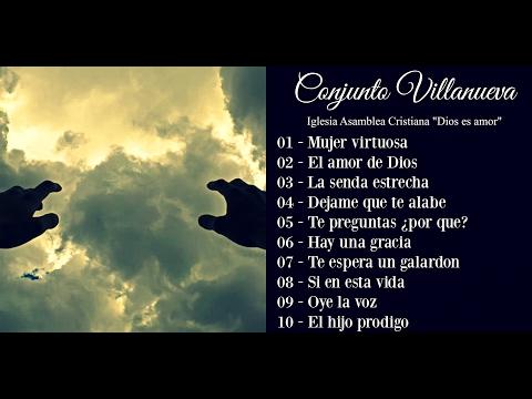 "Conjunto Villanueva  - ""Mujer Virtuosa"" Vol.2"
