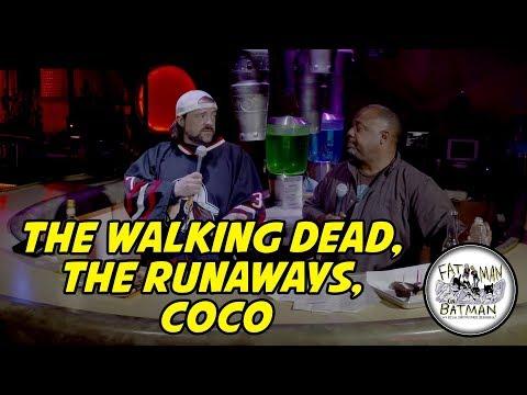 THE WALKING DEAD, THE RUNAWAYS, COCO