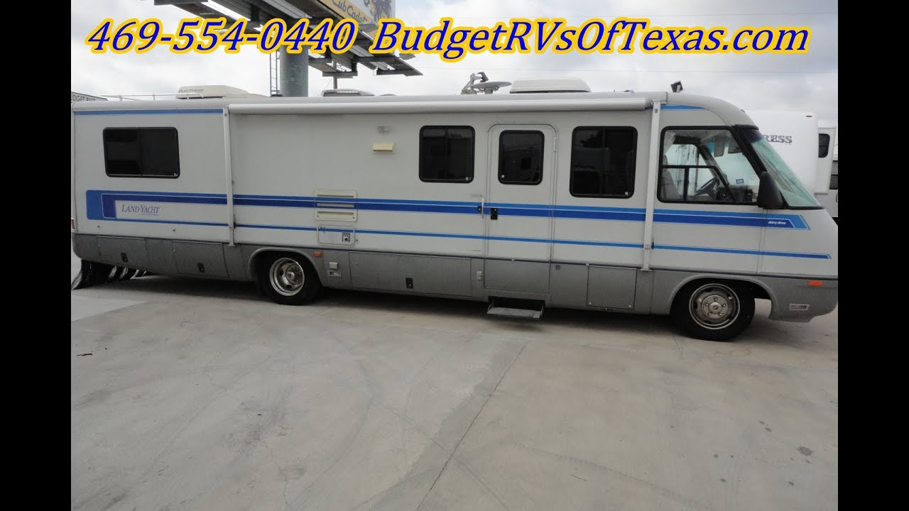 1993 Airstream Landyacht Class A Motor Home With Budget Friendly Price