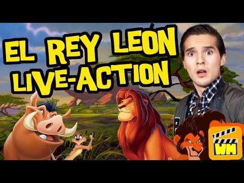 El Rey León en LIVE-ACTION /Memo Aponte