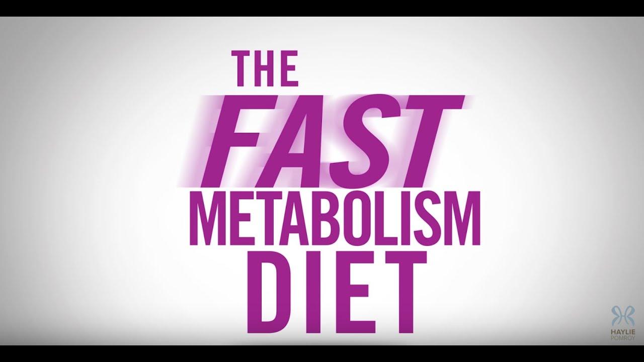 fast metabolism diet week 1 meal map