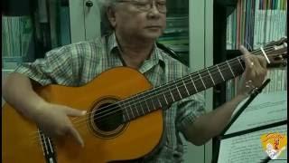 """HƯỚNG DẪN TẬP GUITAR: Bai tap LVQ 04: LUYỆN """"NỘI CÔNG"""" CHO TAY TRÁI (Lớp B, C)"""