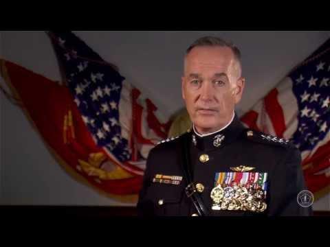 Gen. Joseph Dunford's Veteran's Day Message
