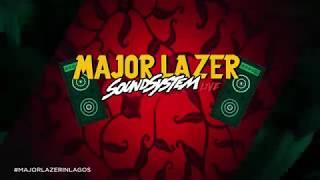 Major Lazer Sound System Live in Lagos