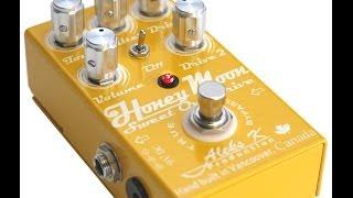 Honey Moon Sweet Overdrive DEMO - Aleks K Production