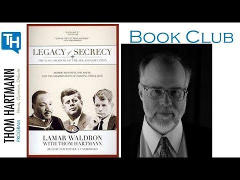 Legacy Of Secrecy - Thom Hartmann Book Club