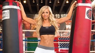 "Take a look inside Summer Rae's ""Iron Man"" magazine shoot"