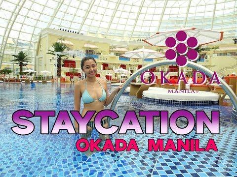 Okada Manila Vlog | Jasmine Paras