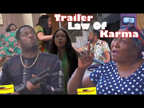 Law Of Karma Trailer #Trending New Hit Mike Ezuruonye & Rachael Okonkwo 2021Nigerian Nollywood Movie