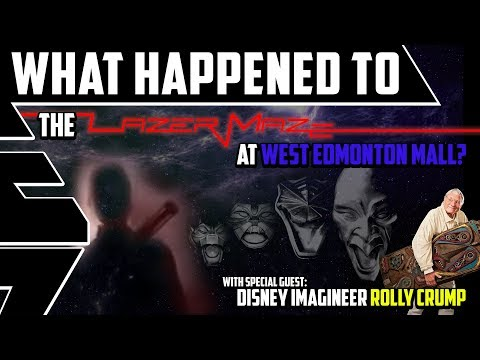 What happened to Lazer Maze in West Edmonton Mall? w/ Special Guest Rolly Crump - Best Edmonton Mall