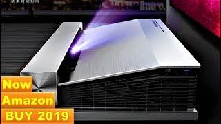 Best 4K Laser Smart TV Home Projector | 3 Best Short throw Projector Buy in 2019