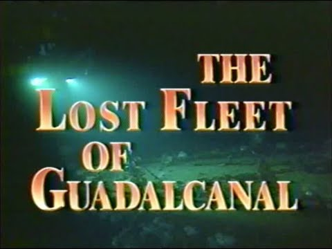 National Geographic: The Lost Fleet of Guadalcanal (1993)