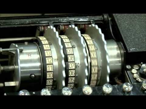 Enigma Machine Rotors - YouTube
