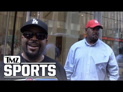 Ice Cube Says Chauncey Billups Leaving BIG3 for Cavs Job | TMZ Sports