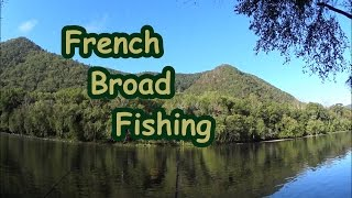 French Broad River Fishing