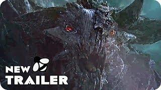 I Kill Giants Trailer & First Look Clip (2018) Zoe Saldana Movie